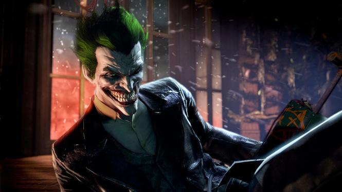Joker_Batman Arkham Origins